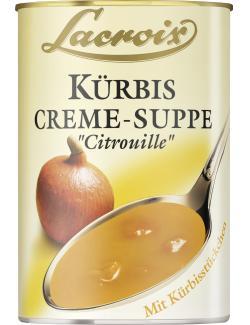 Lacroix Kürbis-Creme-Suppe Citrouille