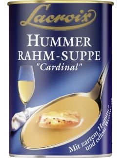 Lacroix Hummer Rahm-Suppe