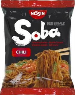 Nissin Soba Chili