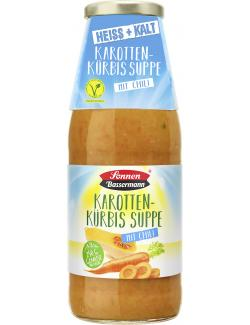 Sonnen Bassermann Karotten-Kürbis Suppe