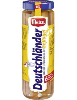 Meica Deutschländer Geflügel Würstchen