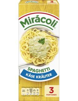 Mirácoli Spaghetti Käse Kräuter