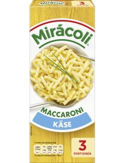 Miracoli Maccaroni mit Käse
