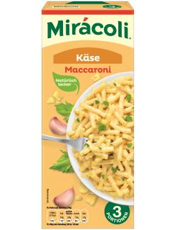 Mirácoli Maccaroni mit Käse