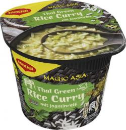 Maggi Magic Asia Thai Green Rice Curry