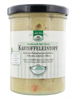 Eifel Kartoffeleintopf