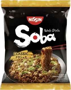 Nissin Soba Wok Style Classic
