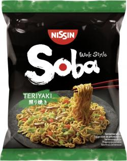Nissin Soba Bag Teriyaki