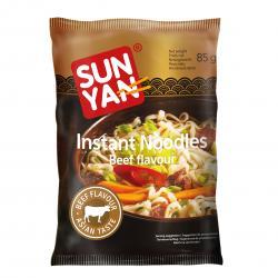 Sun Yan Instantnudeln Rind