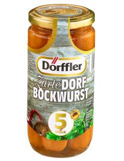 Dörffler Zarte Dorfbockwurst
