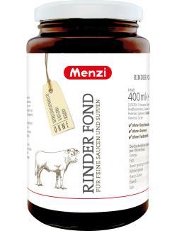 Menzi Rinder-Fond