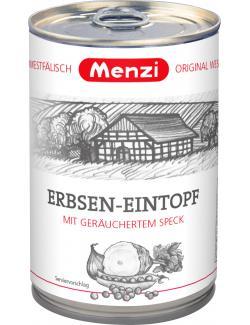 Menzi Erbsen-Eintopf