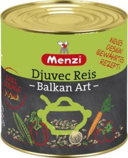 Menzi Djuvec-Reis Balkan-Art