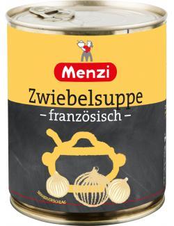 Menzi Zwiebelsuppe -französisch-