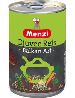 Menzi Djuvec-Reis nach Balkan-Art