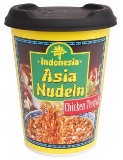 Indonesia Asia Nudeln Chicken Teriyaki