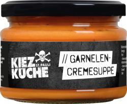 Kiezküche Garnelen-Cremesuppe