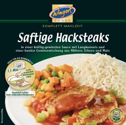 Wingert Foods Saftige Hacksteaks