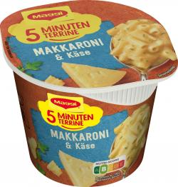 Maggi 5 Minuten Terrine Makkaroni & Käse