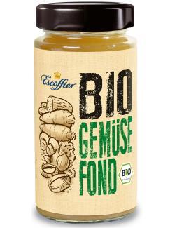 Escoffier Bio Gemüse-Fond