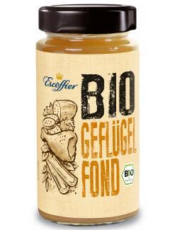 Escoffier Bio Geflügel-Fond