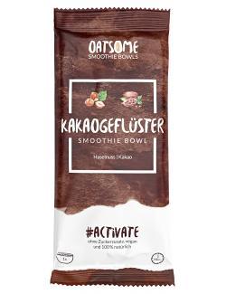 Oatsome Smoothie Bowl Kakaogeflüster