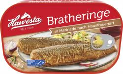 Hawesta Bratheringe in Marinade nach Hausfrauenart
