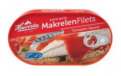 Hawesta Makrelenfilets in Tomaten-Sauce