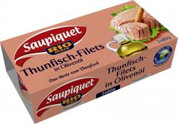 Saupiquet Thunfisch-Filets in Olivenöl