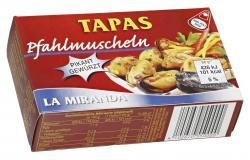 La Miranda Tapas Pfahlmuscheln (70 g) - 4102670550000