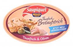 Saupiquet Rio Mare Thunfisch-Brotaufstrich (115 g) - 3165950577433
