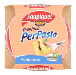 Saupiquet Rio Mare Thunfisch per Pasta Puttanesca (160 g) - 3165950308143