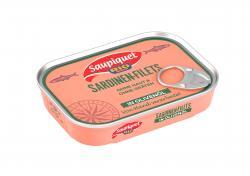 Saupiquet Sardinen-Filets in Olivenöl