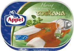 Appel Heringsfilets in Toskana-Sauce