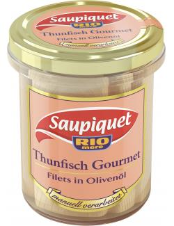 Saupiquet Thunfisch Gourmet Filets in Olivenöl