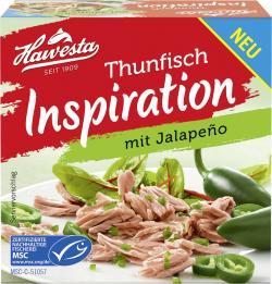 Hawesta Thunfisch Inspiration mit Jalapeño