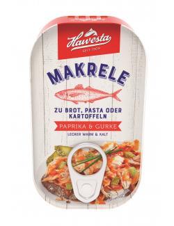 Hawesta Makrele Paprika & Gurke