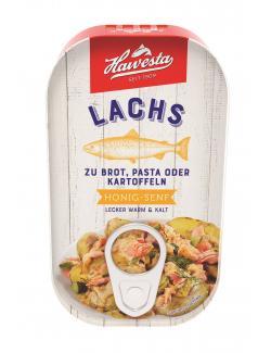 Hawesta Lachs Honig-Senf