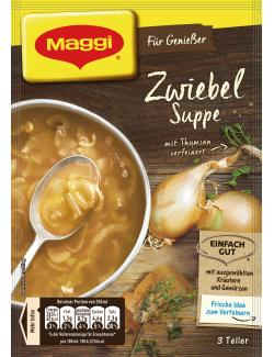 Maggi Für Genießer Zwiebel Suppe
