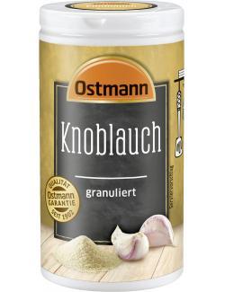 Ostmann Knoblauch granuliert (50 g) - 4002674043136