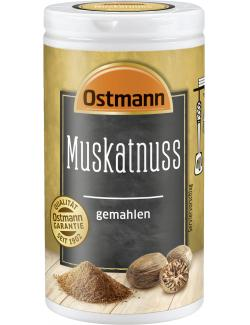 Ostmann Muskatnuss gemahlen (35 g) - 4002674043822