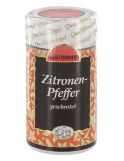 Ostmann Zitronen-Pfeffer geschrotet (45 g) - 4002674044768
