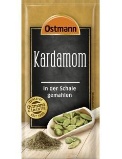 Ostmann Kardamom in der Schale gemahlen