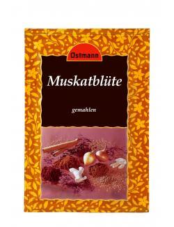 Ostmann Muskatblüte gemahlen (10 g) - 4002674102710