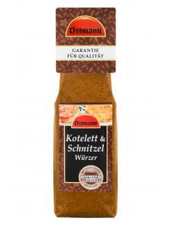 Ostmann Kotelett & Schnitzel Würzer (70 g) - 4002674053159