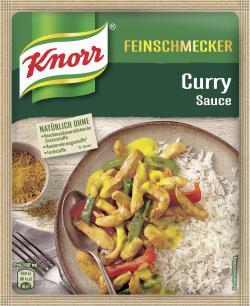 Knorr Feinschmecker Curry Sauce