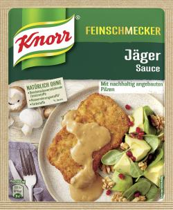 Knorr Feinschmecker Jäger Sauce (250 ml) - 4038700114037