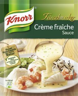Knorr Feinschmecker Creme Fraîche Sauce (250 ml) - 4038700128140