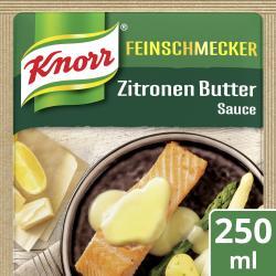 Knorr Feinschmecker Zitronen Butter Sauce