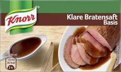 Knorr Klarer Bratensaft Basis